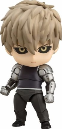 One Punch Man Nendoroid 645 Genos super movable edition