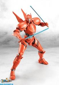 Pacific Rim Uprising The Robot Spirits Saber Athena actiefiguur