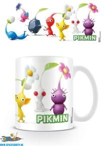 Pikmin beker characters