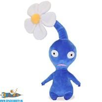 Pikmin pluche blauw met bloem