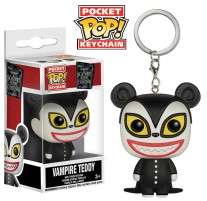 Pocket Pop! Keychain Nightmare before Christmas Vampire Teddy