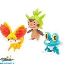 Pokemon 20th Anniversary moncolle set 6 Kalos