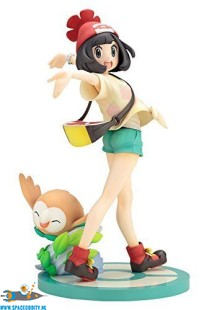 Pokemon ARTFX J pvc statue Mizuki with Rowlet 1/8 schaal