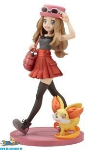 Pokemon  ARTFX J pvc statue Serena & Fennekin 1/8 schaal