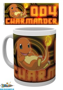 Pokemon beker / mok Charmander #004