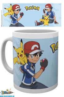 Pokemon beker / mok Ash and Pikachu