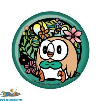 Pokemon button Rowlet