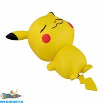 Pokemon capchara figuur : Pikachu liggend