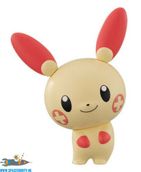 Pokemon capchara figuur serie 6 Plusle