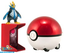 Pokemon Catch'n return set Empoleon met Pokeball