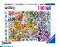Pokemon challenge puzzel