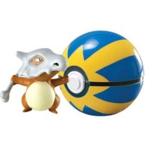 Pokemon Cubone met Quick Ball Tomy