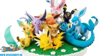 Pokemon G.E.M. series Eevee Friends pvc figuren