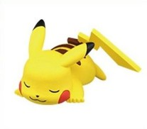 Pokemon Goodnight Friends Pikachu