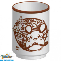 Pokemon Japanese tea cup Dedenne