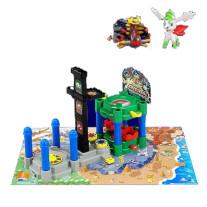 Pokemon Mega Tower speelset met Giratina en Shaymin