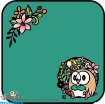 Pokemon mini handdoekje Rowlet
