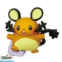 Pokemon Minna de Odoro figuurtje Dedenne