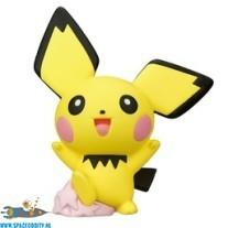 Pokemon Minna de Odoro figuurtje Pichu