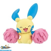 Pokemon Minna de Ouen mascot serie Minun