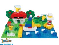 Pokemon Nanoblock Pikachu set