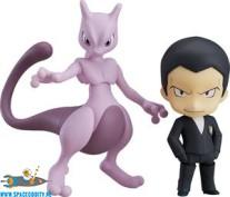 Pokemon Nendoroid 875 Giovanni & Mewtwo