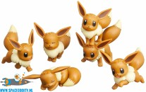 Pokemon Nosechara Eevee blind box figuurtje