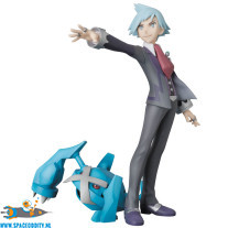 Pokemon perfect posing products Steve & Metagross