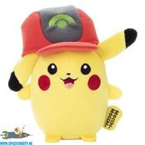 Pokemon pluche Mocchi-Mocchi mini Pikachu Hoenn cap
