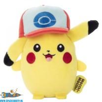 Pokemon pluche Mocchi-Mocchi mini Pikachu Unova cap