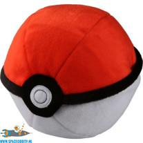 Pokemon pluche Monster Ball met opbergruimte