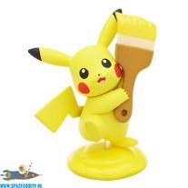Pokemon pocket monsters yellow painting serie Pikachu