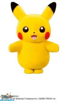 Pokemon Pokemofu Doll Pikachu