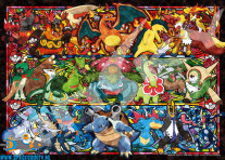 Pokemon puzzel always starts