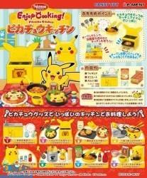 Pokemon Re-Ment Pikachu Kitchen blind box
