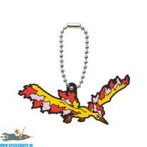 Pokemon rubber sleutelhanger serie 3 Moltres