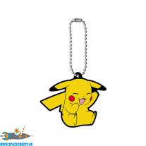 Pokemon rubber sleutelhanger serie 11 Pikachu