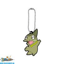 Pokemon rubber sleutelhanger serie 12 Axew