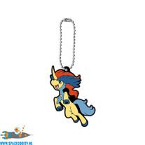 Pokemon rubber sleutelhanger serie 12 Keldeo