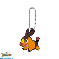 Pokemon rubber sleutelhanger serie 12 Tepig
