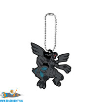 Pokemon rubber sleutelhanger serie 12 Zekrom
