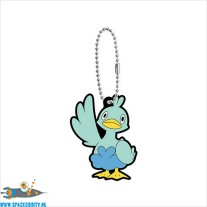 Pokemon rubber sleutelhanger serie 13 Ducklett