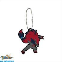 Pokemon rubber sleutelhanger serie 13 Zoroark