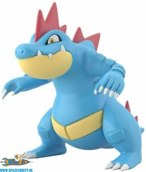 Pokemon Scale World Johto figuur Feraligatr