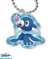 Pokemon Sun and Moon metal keychain serie 1 Popplio