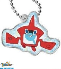 Pokemon Sun and Moon metal keychain serie 1 Rotom Pokevision