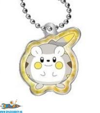 Pokemon Sun and Moon metal keychain Togedemaru