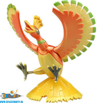 Pokemon Sun and Moon moncolle Hyper size EHP 09 Ho-Oh metallic version
