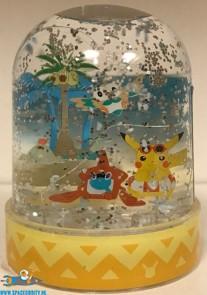 Pokemon water dome Pikachu