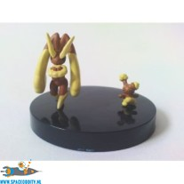 Pokemon zukan Buneary & Lopunny